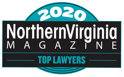 North Virginia Magazine Top Lawyers 2020